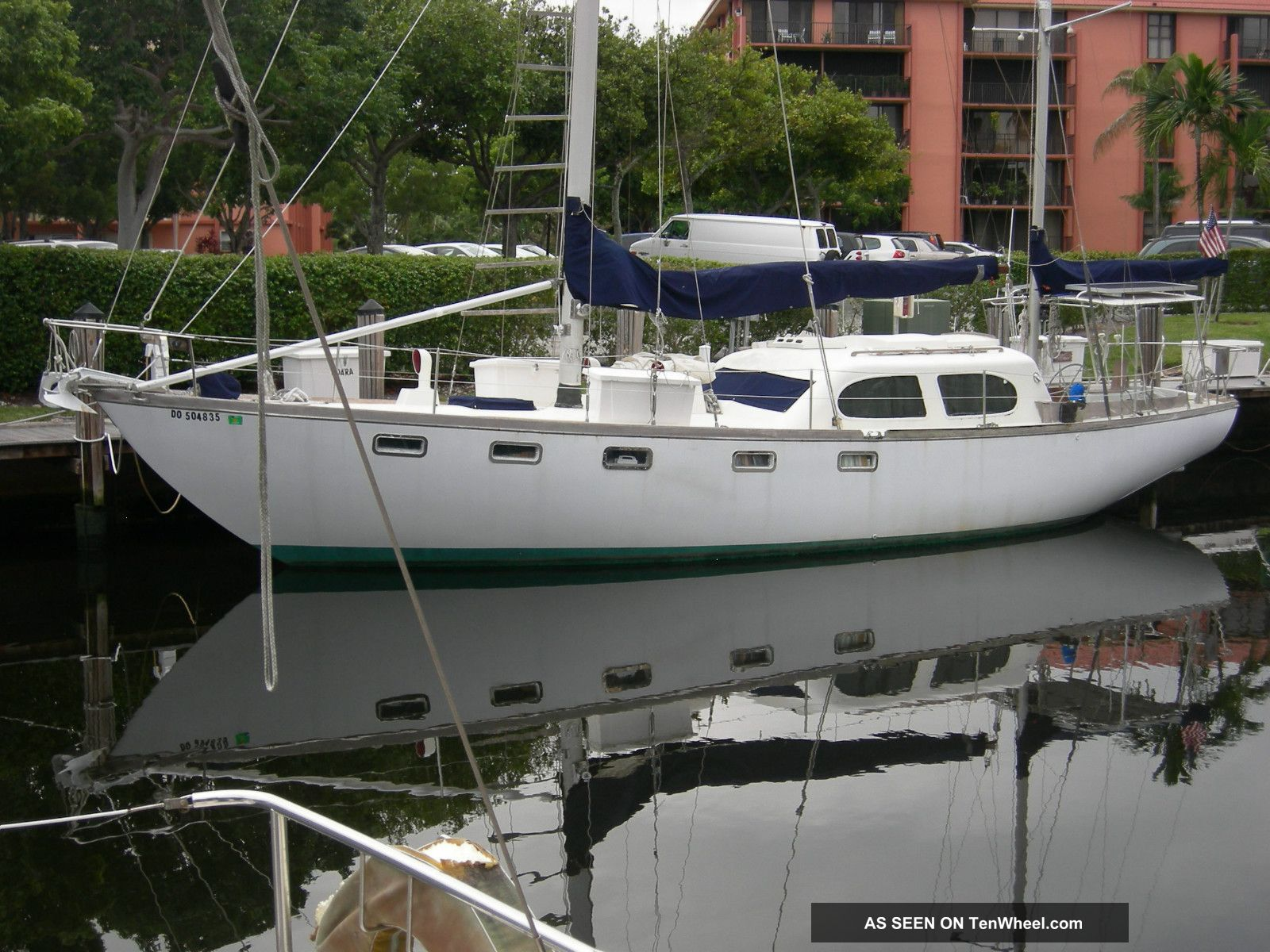 1965 Pearson Countess Sailboats 28+ feet photo
