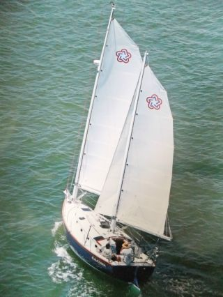 1980 Freedom Yachts Freedom 33 photo