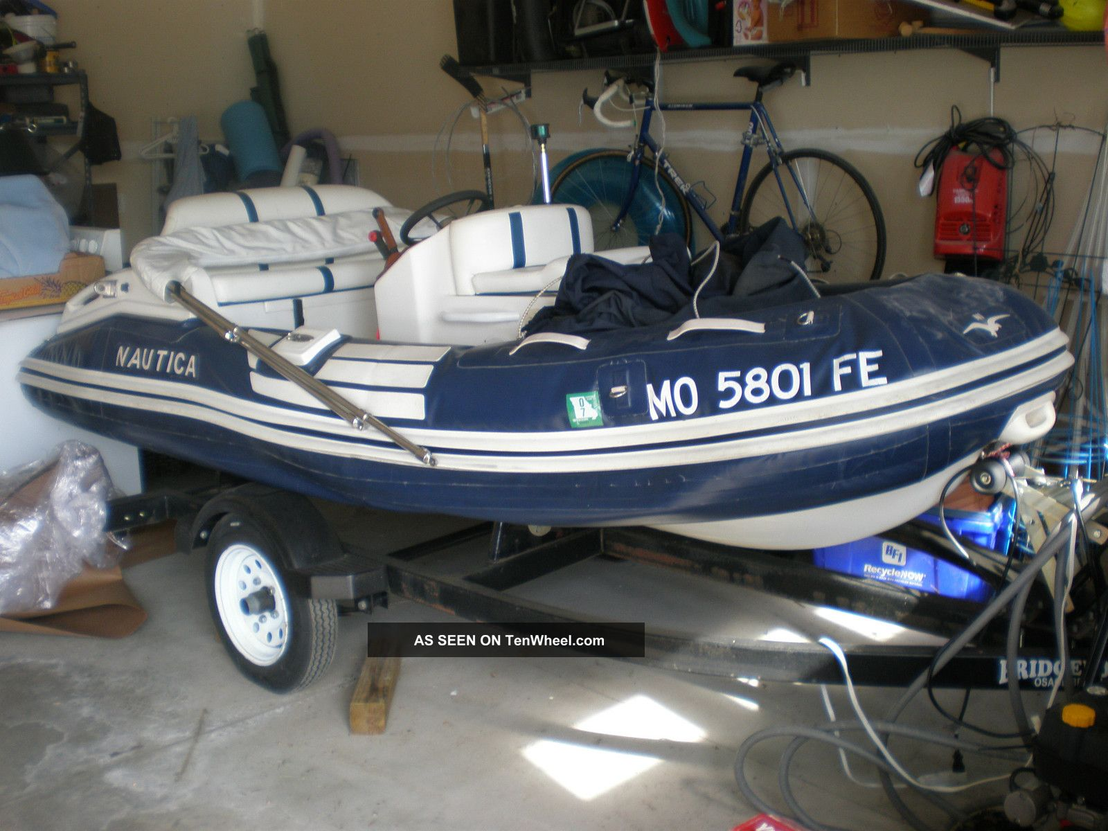 2004 Nautica Rib Other Powerboats photo