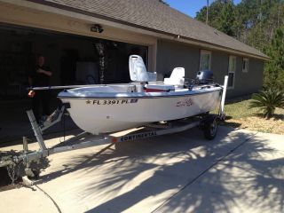 2013 Black Tip Skiff photo