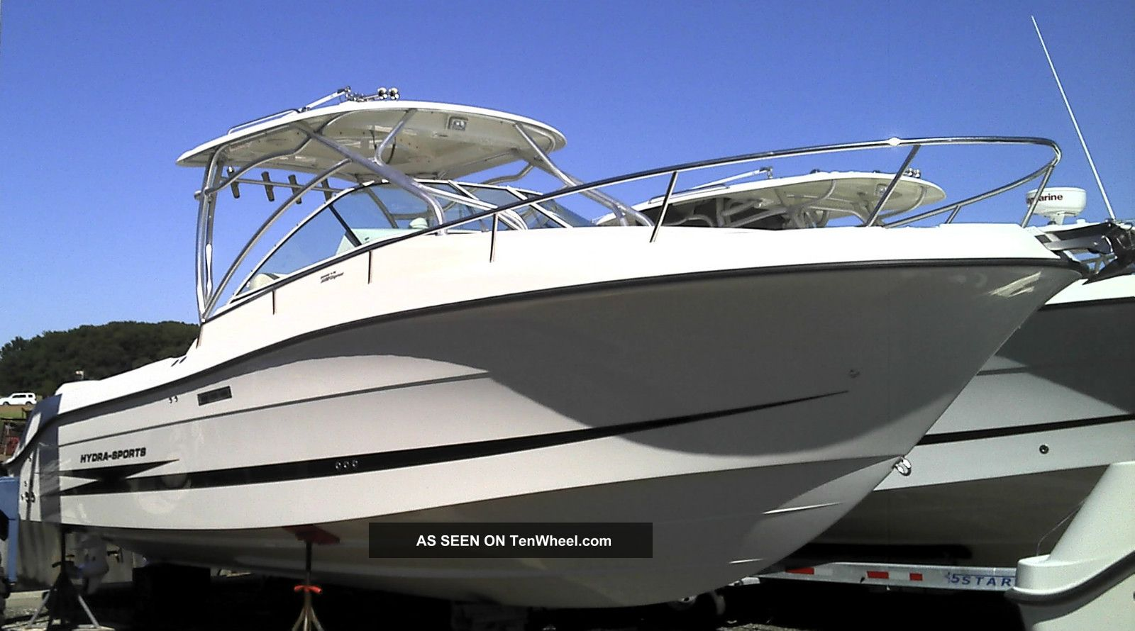 2008 Hydra - Sports 2900 Vx Offshore Saltwater Fishing photo