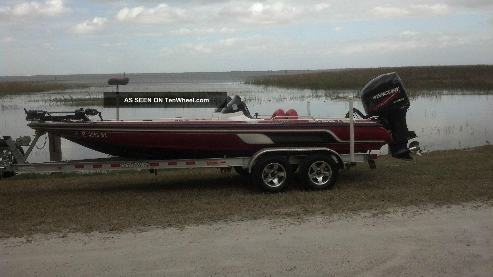 2004 Skeeter Zx225 Bass Fishing Boats photo