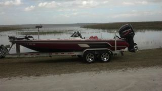2004 Skeeter Zx225 photo