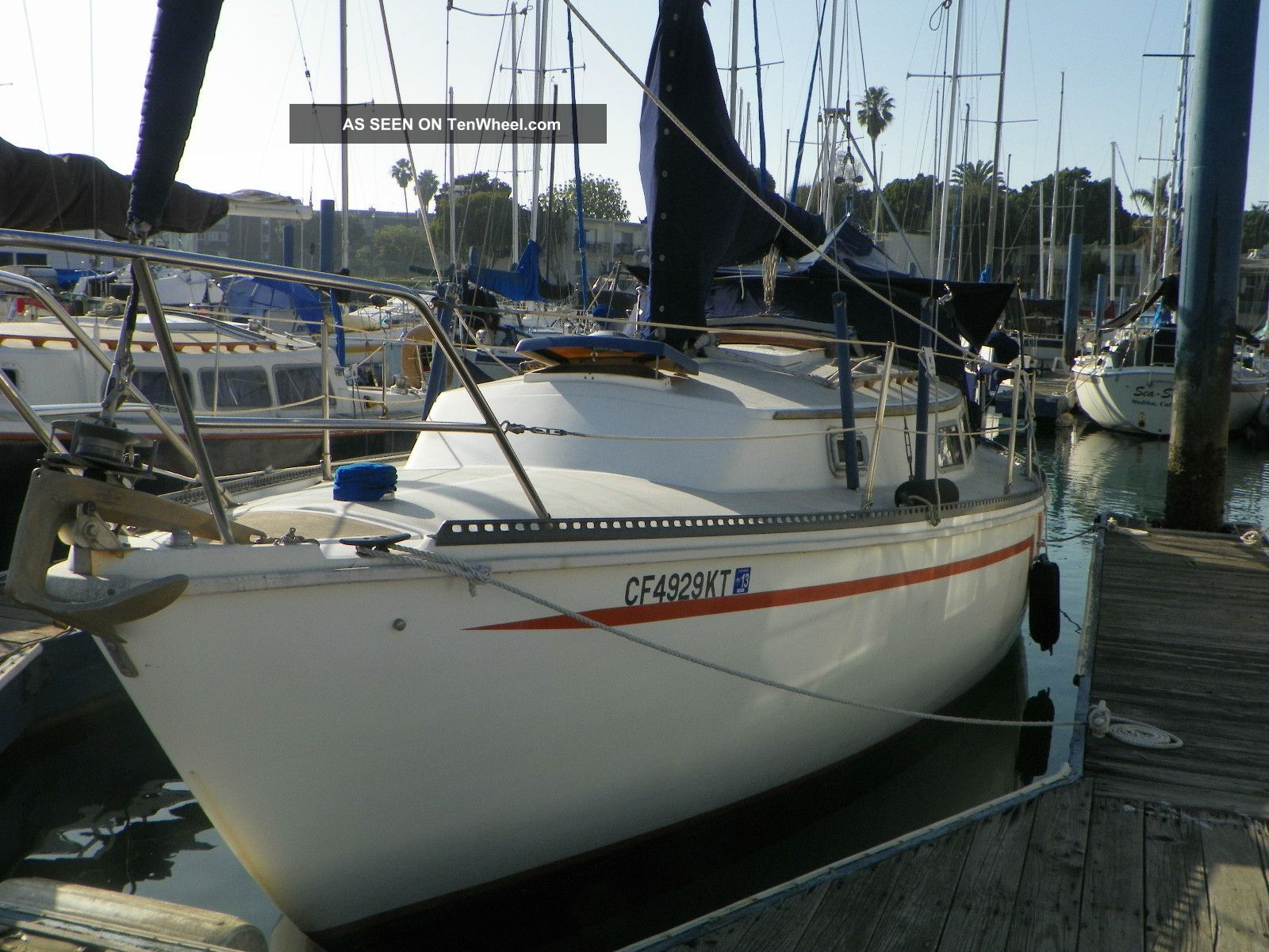 1980 Newport Phase 2 Sailboats 28+ feet photo