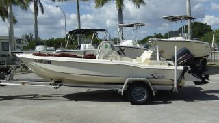 1995 Scout 172 Sportfish photo