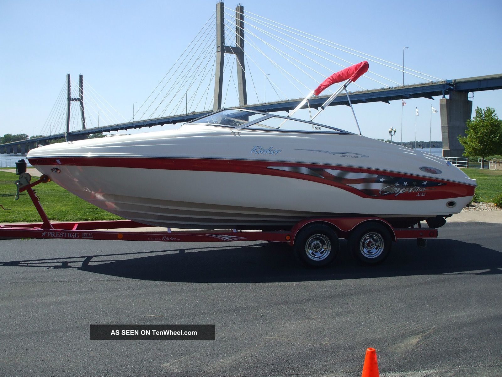 Bowrider Rinker 232 Captiva Boat Wiring Diagram Pictures Of