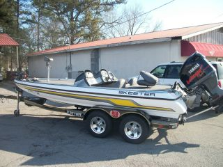 2008 Skeeter Zx 200 photo