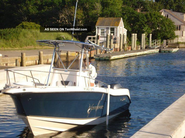 2005 Seaswirl Offshore Saltwater Fishing photo