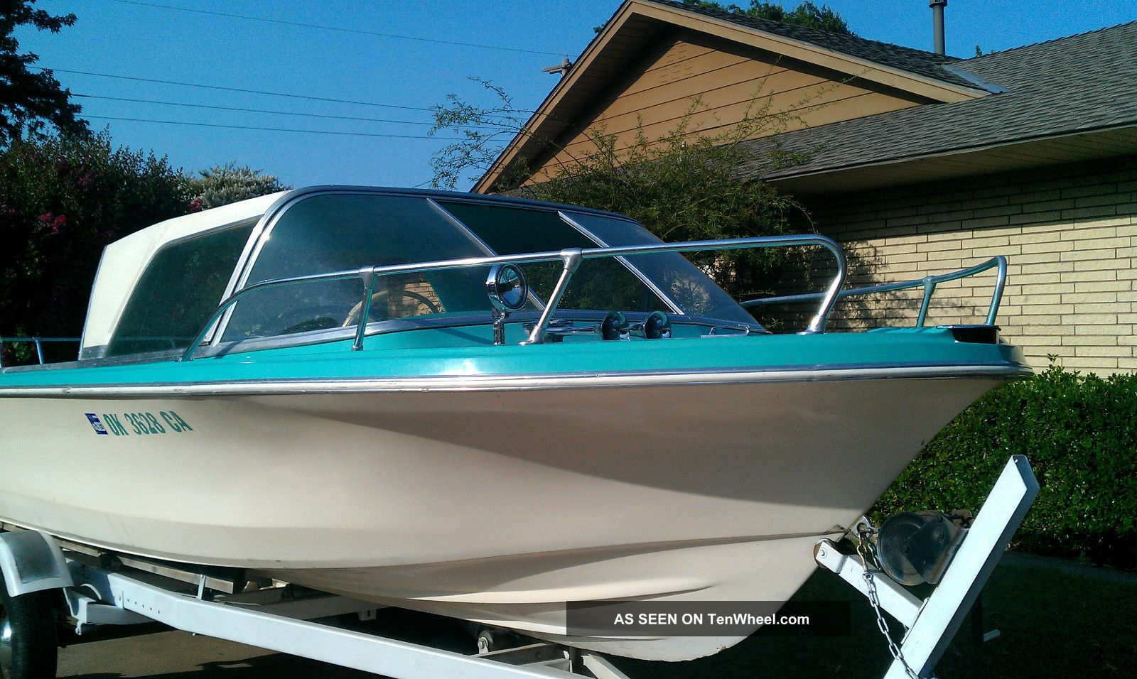 1966 Aristocraft 8 Teen Other Powerboats photo