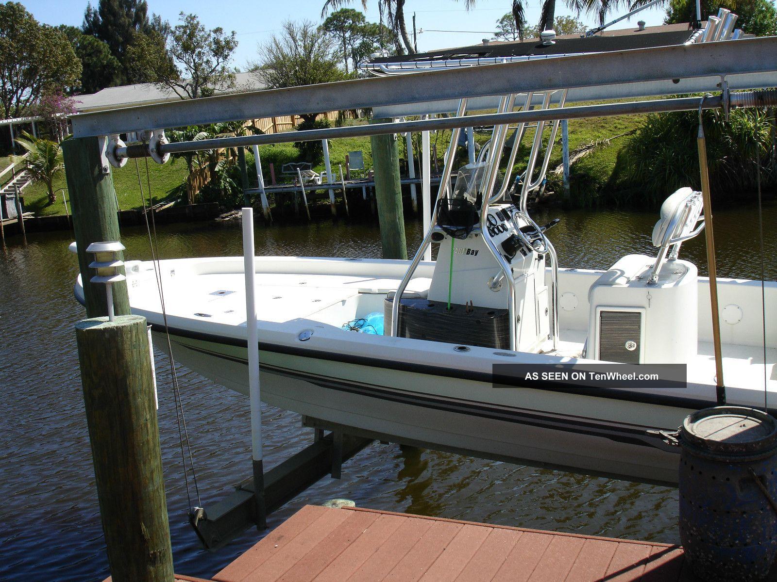 2008 Ranger 24 Bay Bass Fishing Boats photo