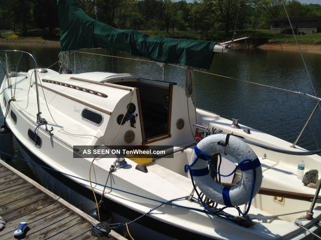 1976 Tanzer 26 ' Foot Sailboats 20-27 feet photo