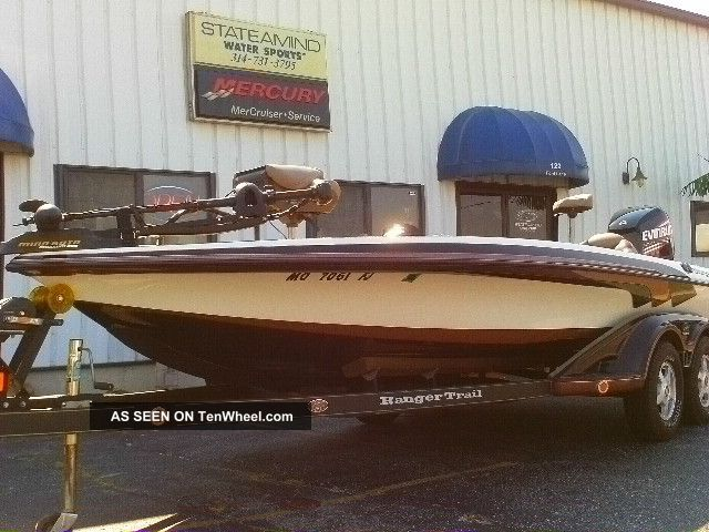 2008 Ranger Z520c Bass Fishing Boats photo