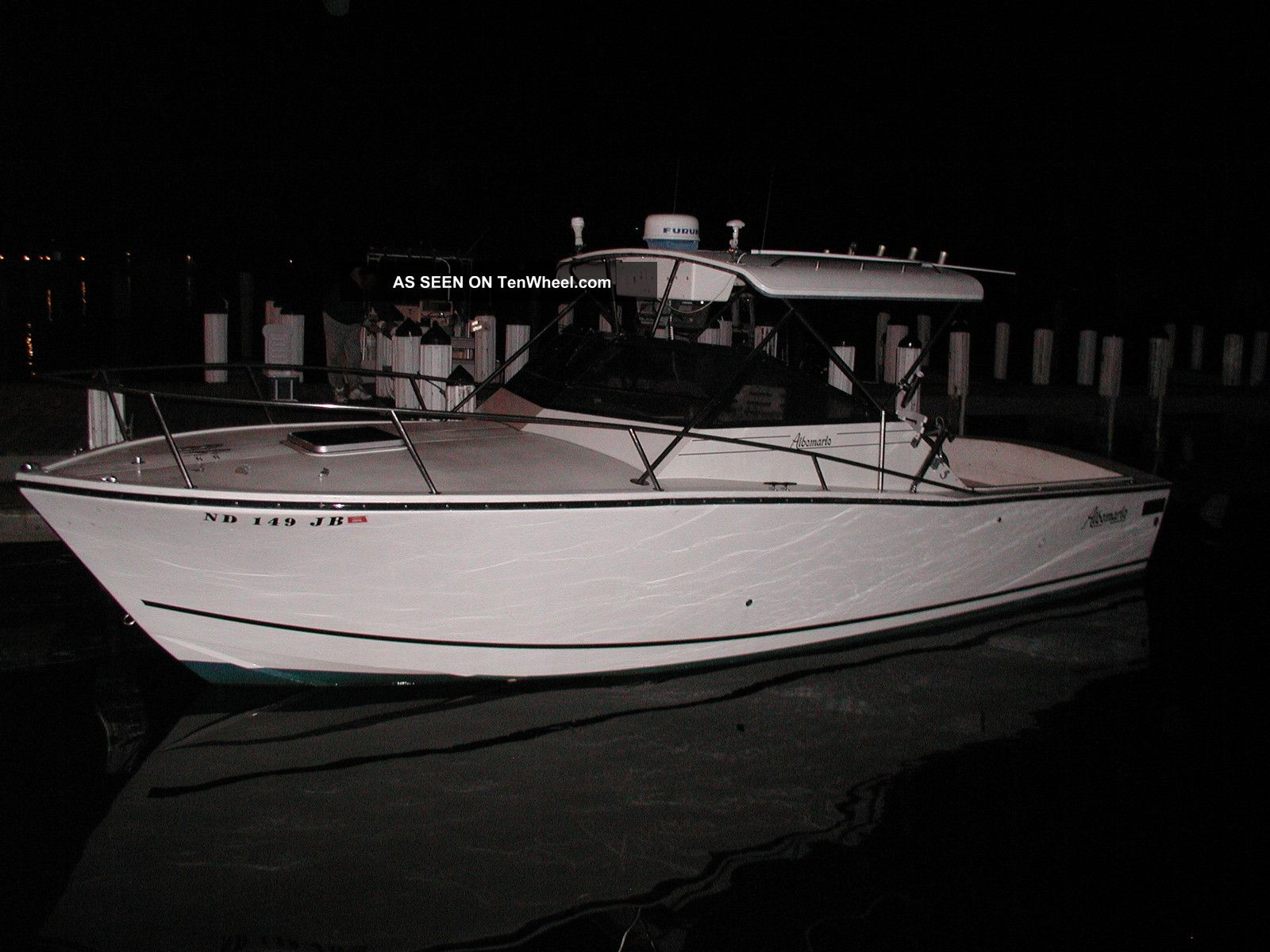 1988 Albemarle Express 27 Offshore Saltwater Fishing photo