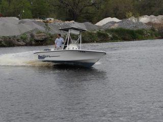 2003 Carolina Skiff Sea Chaser photo