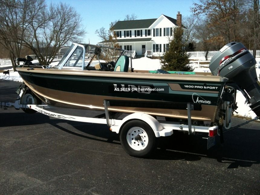 1997 Lund 1600 Pro Select Other Freshwater Fishing photo
