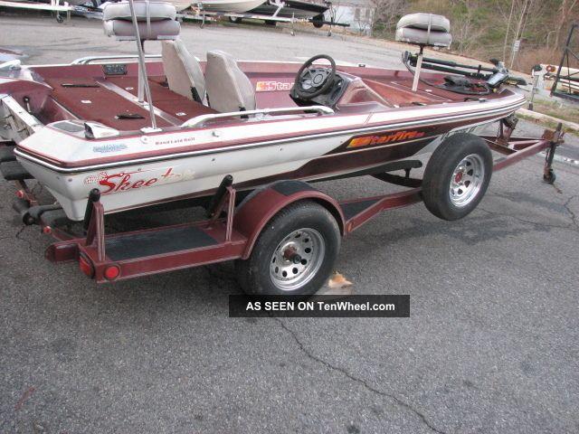 1984 Skeeter Starfire 115 Bass Fishing Boats photo