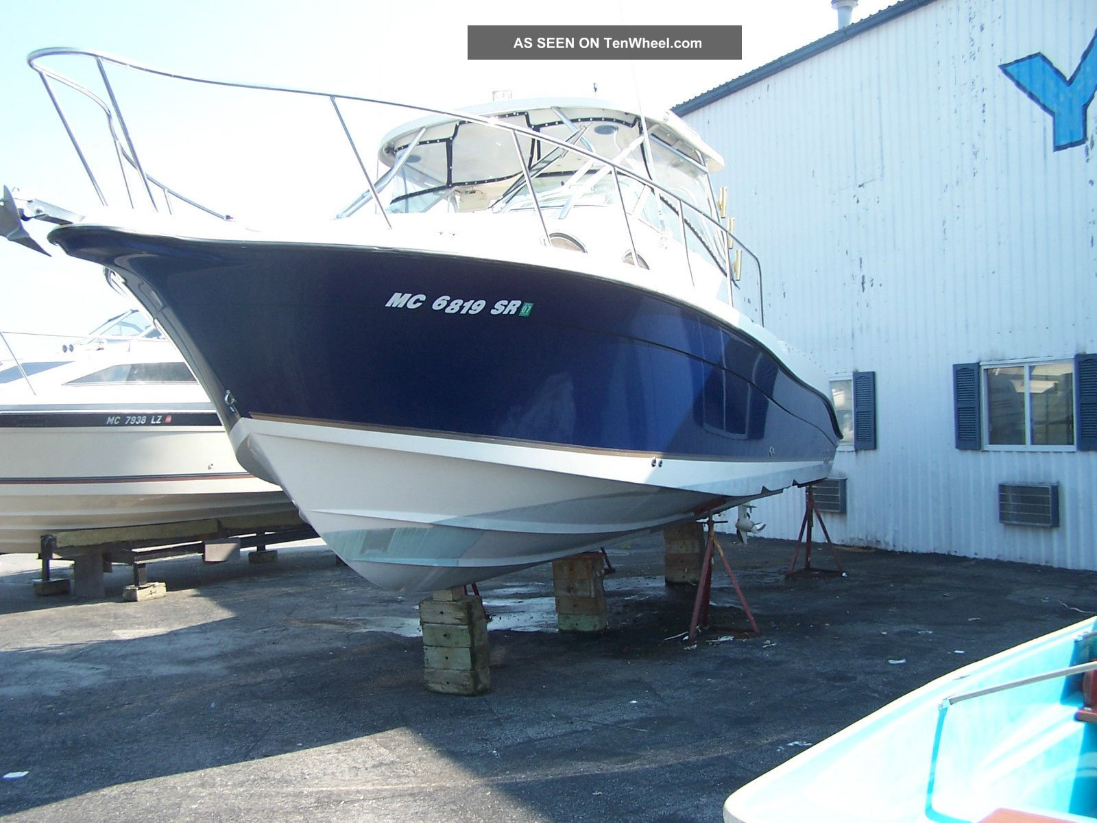 2004 Seaswirl 2901 Wa Offshore Saltwater Fishing photo