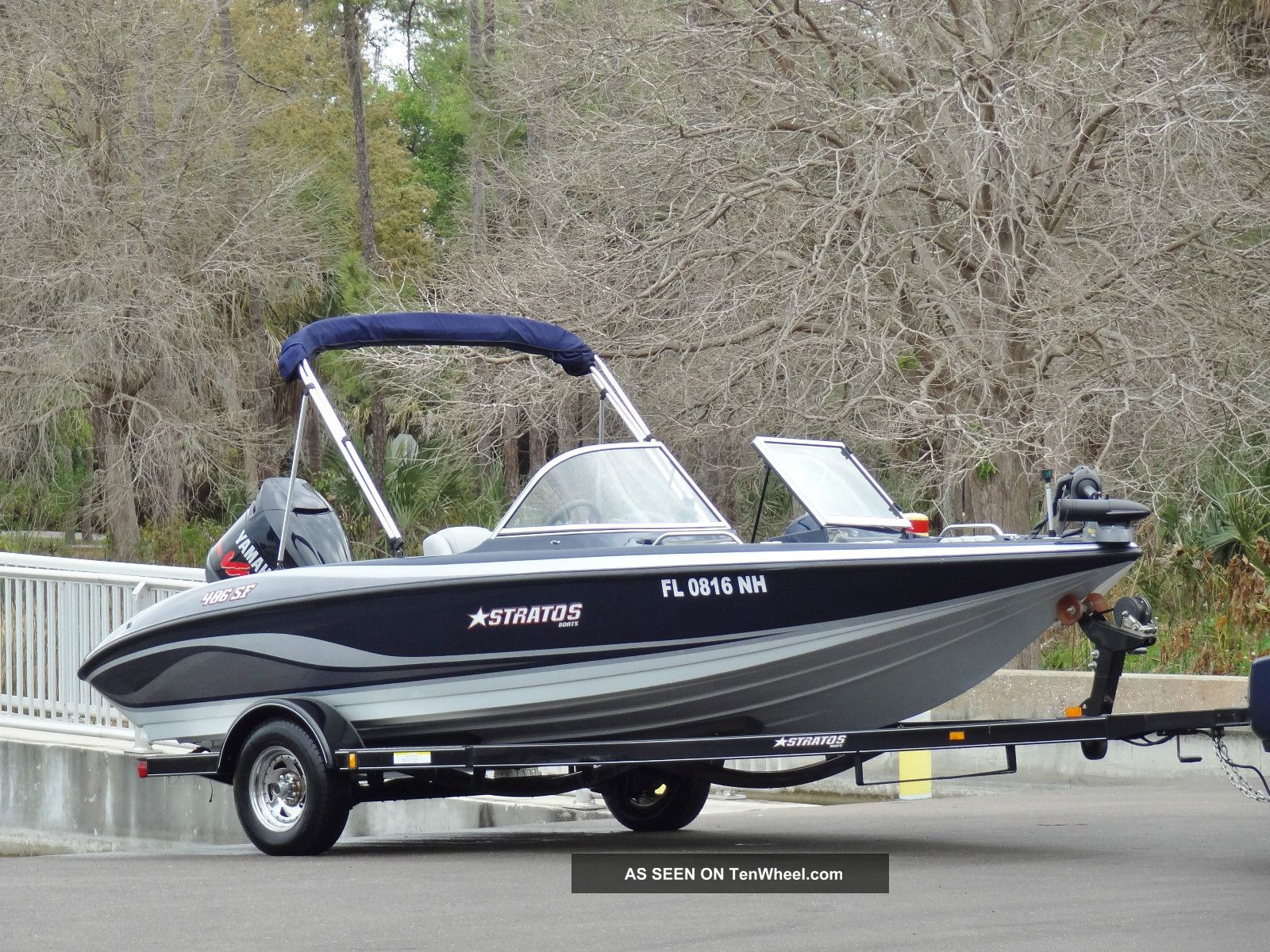 2007 Stratos Bass Fishing Boats photo