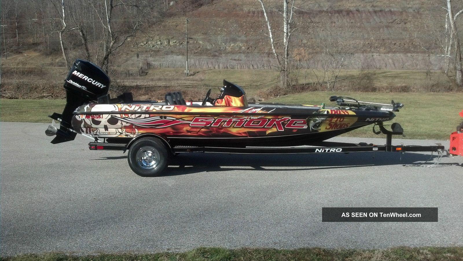 2011 Nitro Z7 Bass Fishing Boats photo