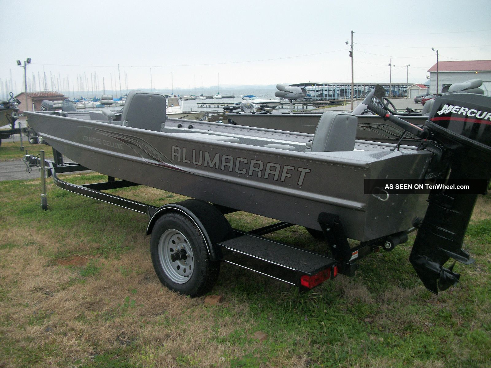 2012 Alumacraft Bass Boat Wiring Search For Diagrams Diagram Crappie Deluxe Construction Used Boats