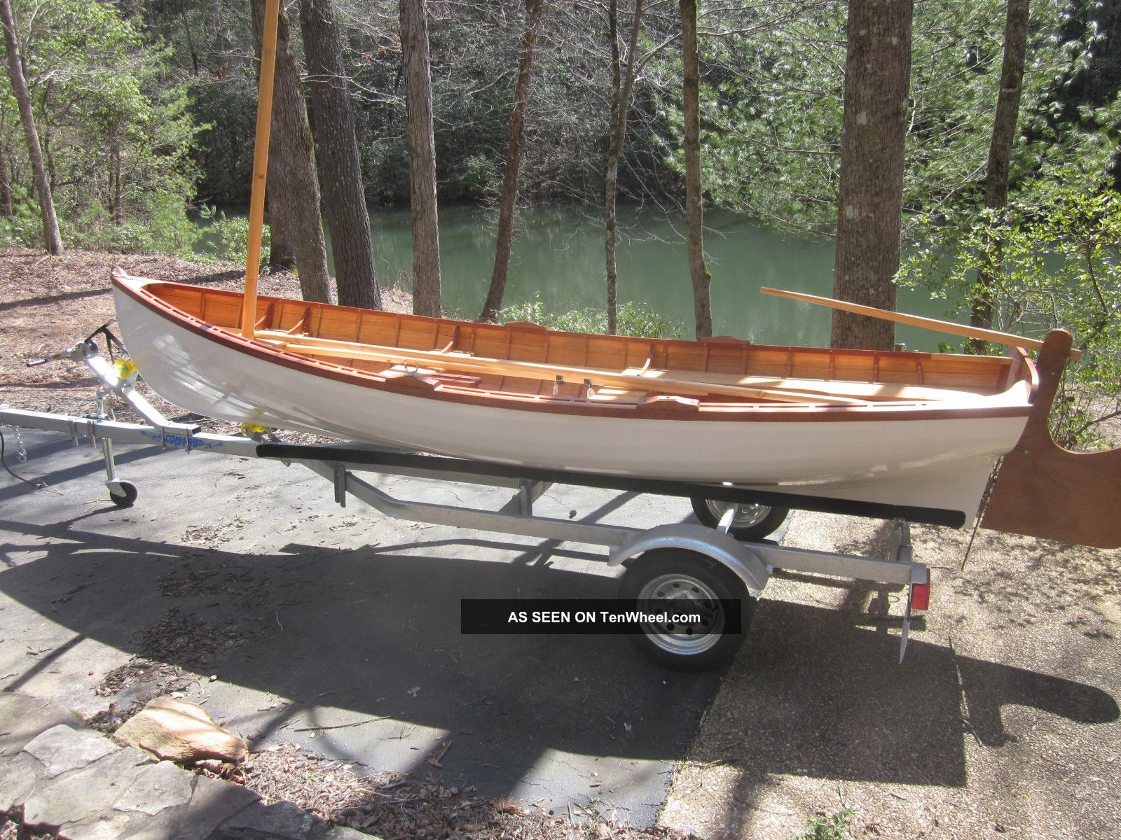 2012 Whitehall Design 14 ' Sailboats Under 20 feet photo
