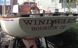 1961 Rhodes Seafarer Swiftsure 33 photo