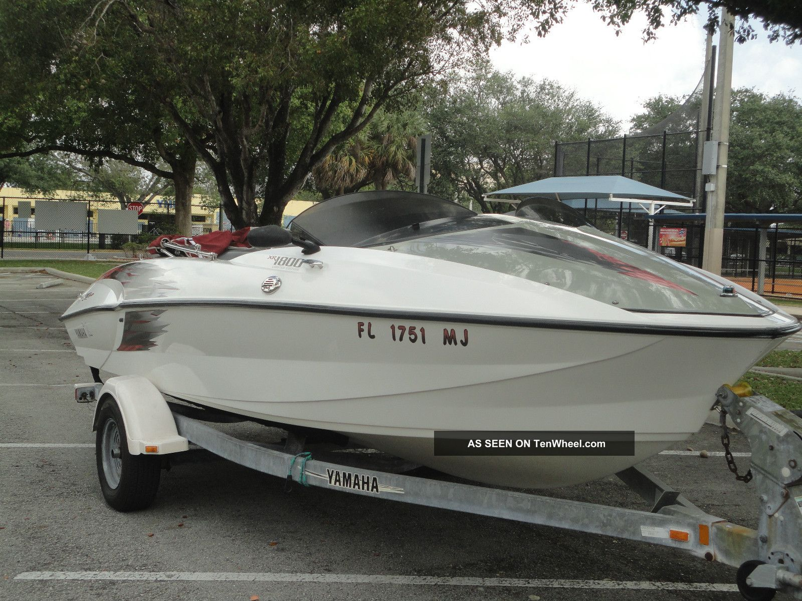 Xr1800 Yamaha Jet Boat -. Owners Manual ...