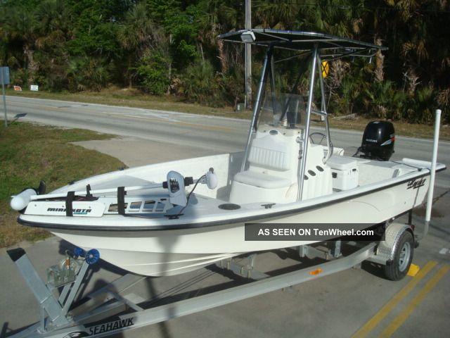 2006 Mako 191 Inshore Saltwater Fishing photo