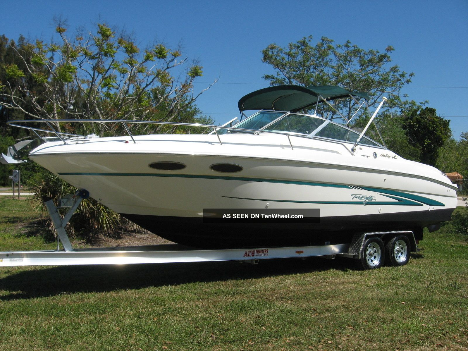 1999 Sea Ray 280 Ss Cuddies photo