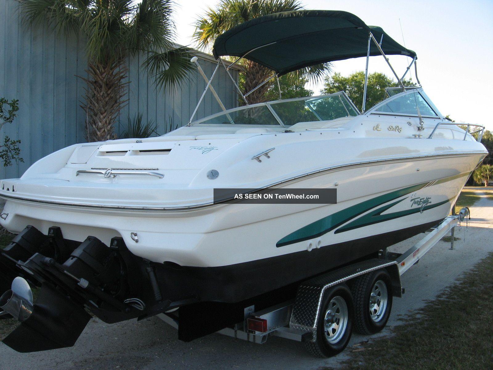 1999 Sea Ray 280 Ss