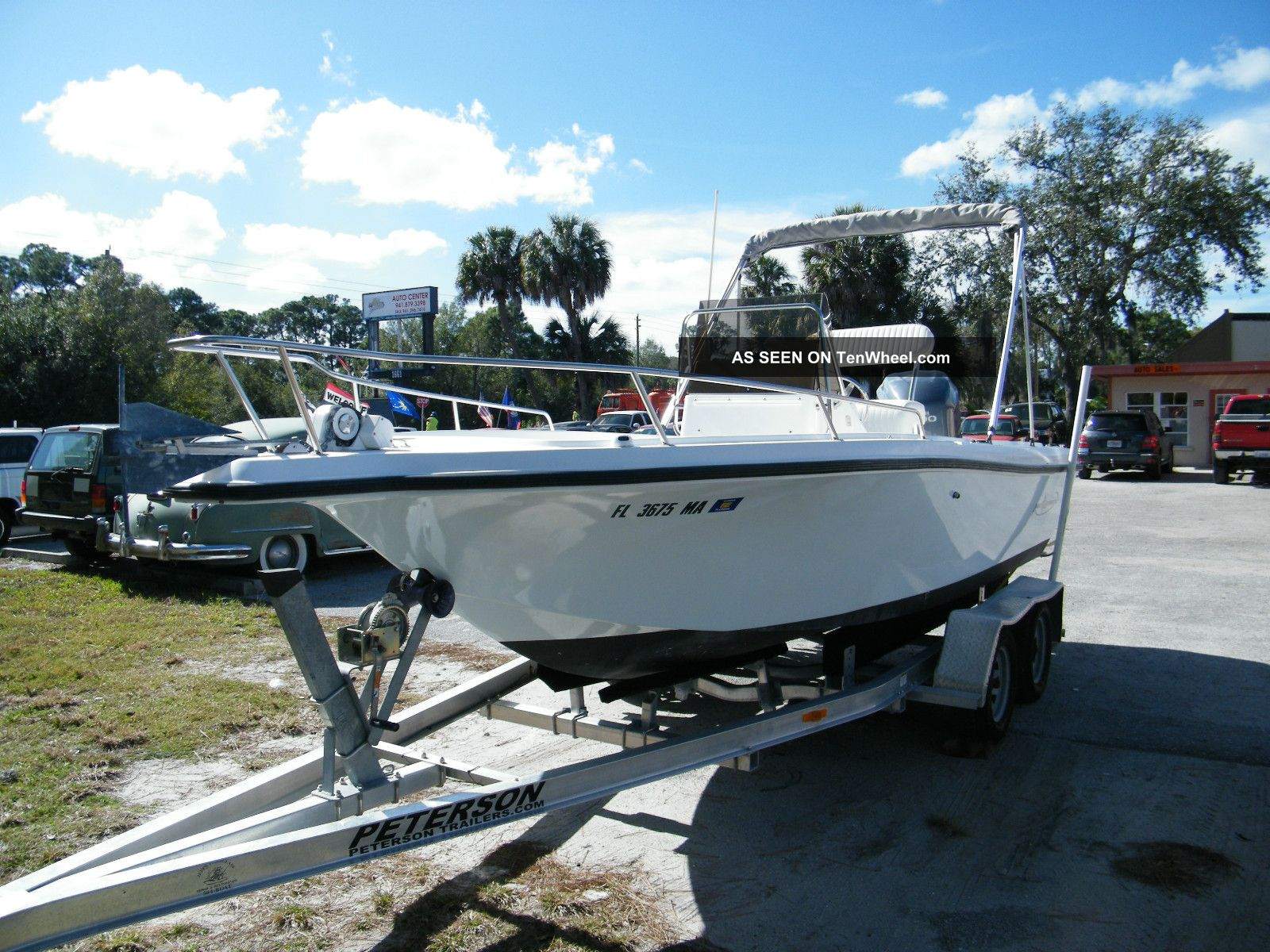2000 Pro Sport Offshore Saltwater Fishing photo