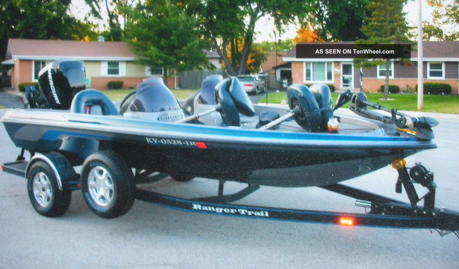 2007 Ranger Bass Fishing Boats photo