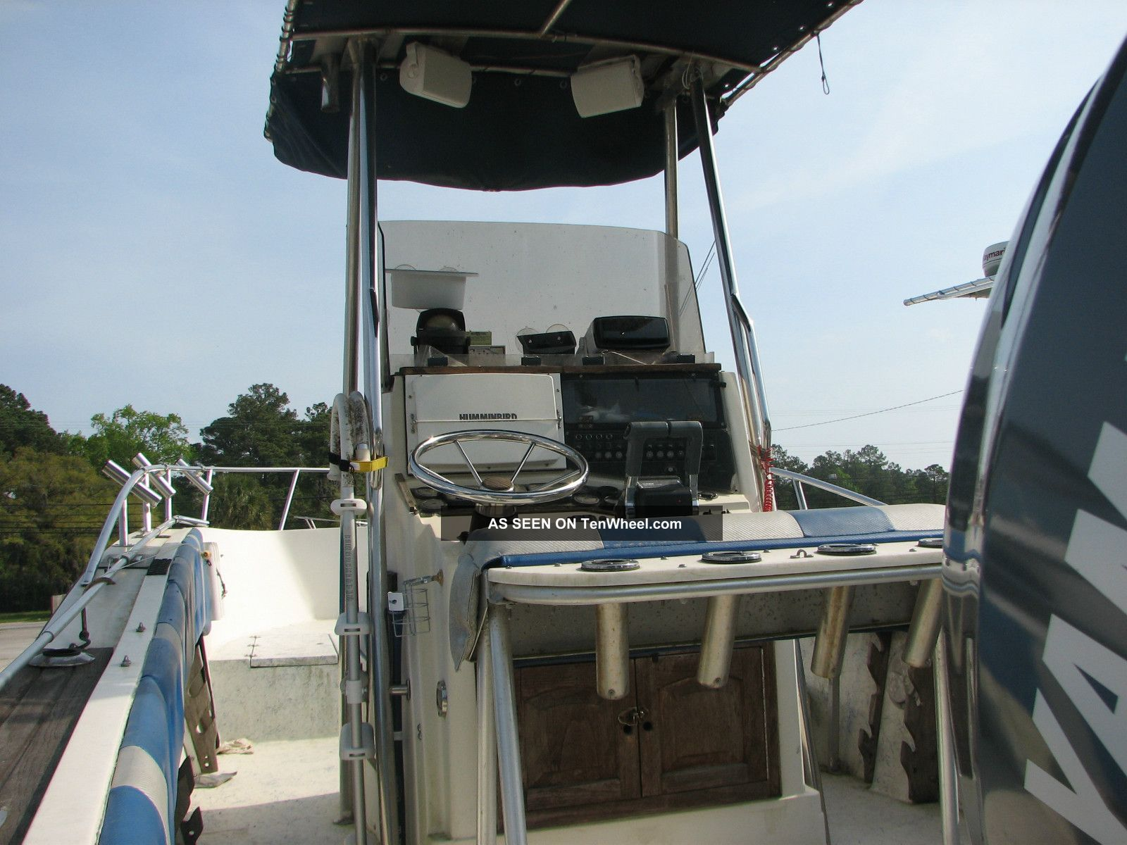 Boat Wiring Diagram On 1988 Bayliner Center Console Wiring Diagram