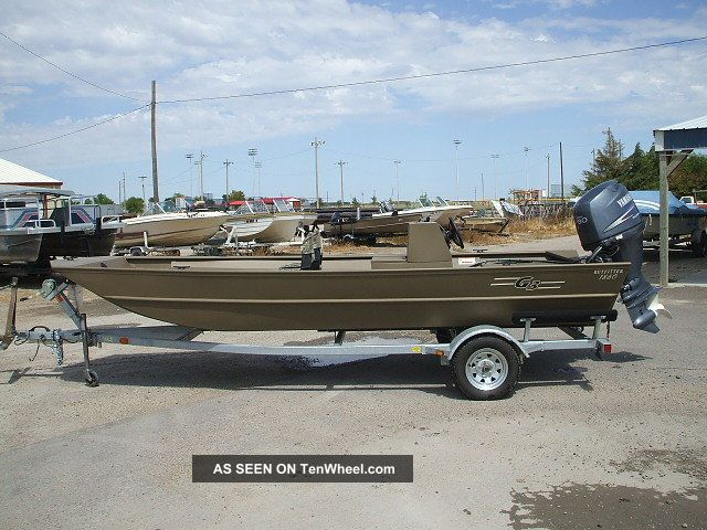 2012 G3 1860 Wof Other Freshwater Fishing photo