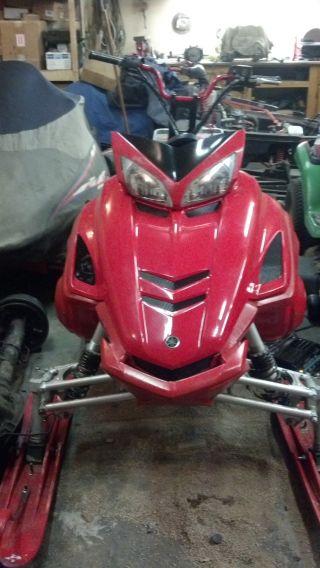 2003 Yamaha Rx1 photo