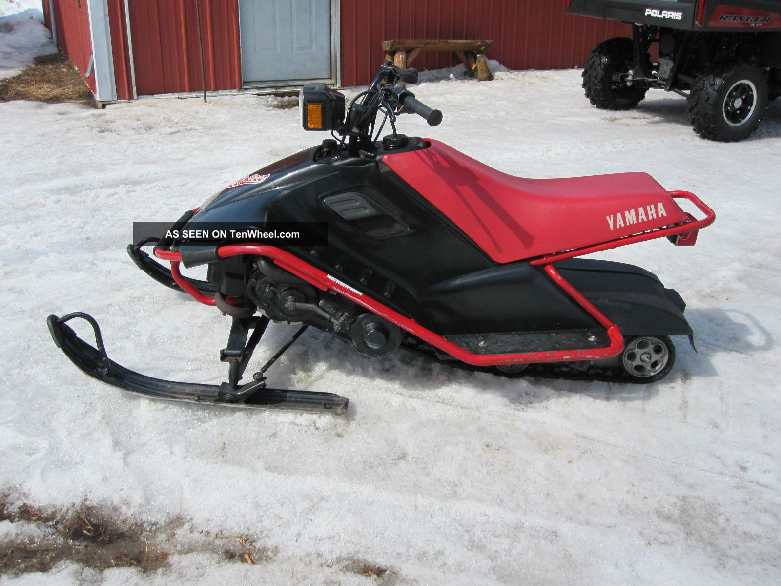 Yamaha Sno Scoot Specs