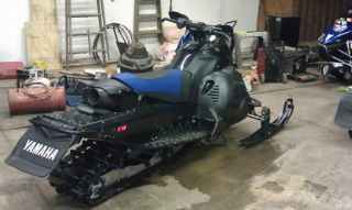 2008 Yamaha Nytro Rtx Se photo