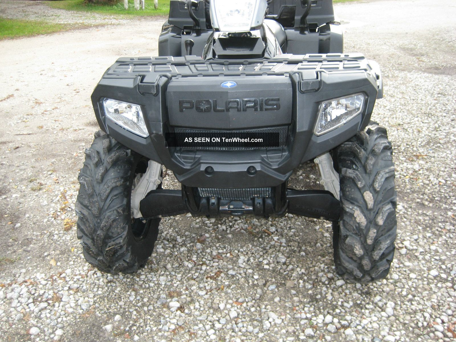 2007 polaris sportsman 800 stealth edition. Black Bedroom Furniture Sets. Home Design Ideas