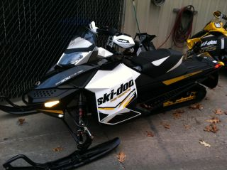 2012 Ski - Doo Renegade X photo