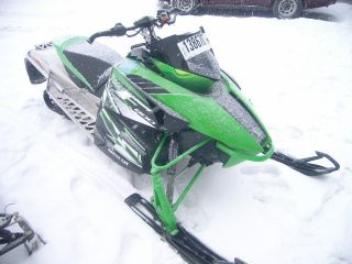 2012 Arctic Cat F800 Sno Pro photo