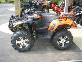 2011 Arctic Cat Mud Pro photo
