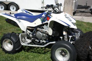 2006 Suzuki Ltz 400 photo