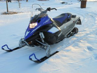 2009 Yamaha Nytro Xtx photo