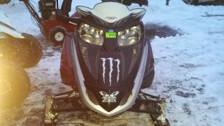 2007 Arctic Cat F8 photo