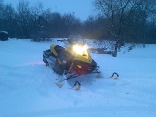 2008 Ski - Doo Mxz 600sdi photo