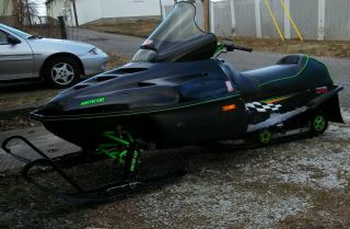 1996 Arctic Cat 600 Zrt photo