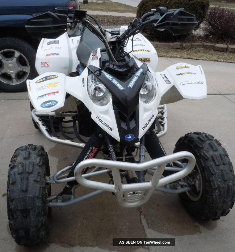 2007 Polaris Predator 500