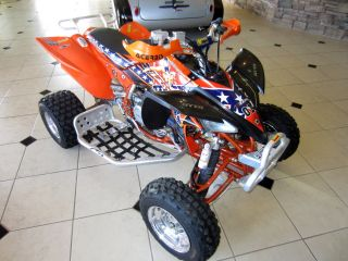 Powersports atvs web museum for 2008 yamaha yfz450