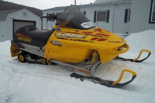 2001 Ski - Doo Mxz 700 photo