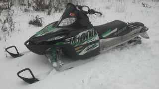 2008 Arctic Cat M1000 153